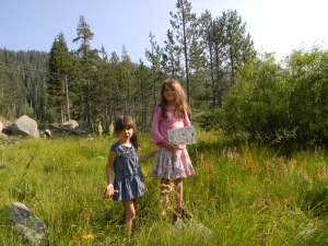 Alpine girls